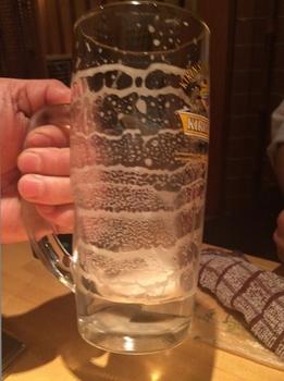 ビールのおいしい証.JPG